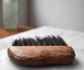 walnut table brush 1
