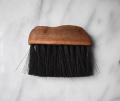 walnut table brush 2
